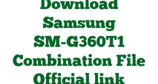 Download Samsung SM-G360T1 Combination File Official link