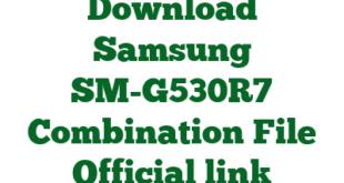 Download Samsung SM-G530R7 Combination File Official link