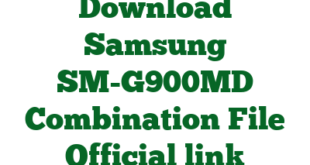 Download Samsung SM-G900MD Combination File Official link