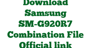Download Samsung SM-G920R7 Combination File Official link