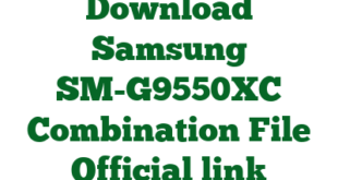 Download Samsung SM-G9550XC Combination File Official link