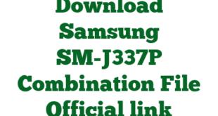 Download Samsung SM-J337P Combination File Official link