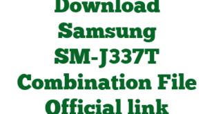 Download Samsung SM-J337T Combination File Official link