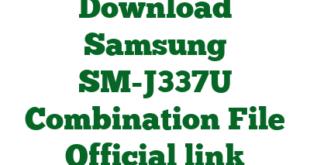 Download Samsung SM-J337U Combination File Official link