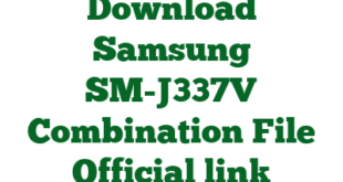 Download Samsung SM-J337V Combination File Official link