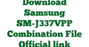 Download Samsung SM-J337VPP Combination File Official link