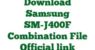 Download Samsung SM-J400F Combination File Official link