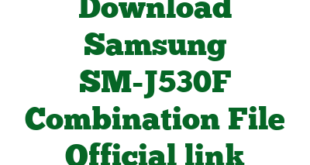 Download Samsung SM-J530F Combination File Official link
