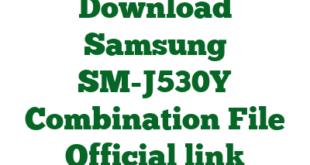 Download Samsung SM-J530Y Combination File Official link
