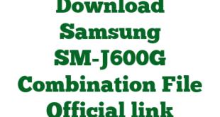 Download Samsung SM-J600G Combination File Official link