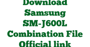 Download Samsung SM-J600L Combination File Official link