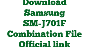 Download Samsung SM-J701F Combination File Official link