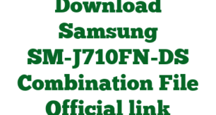 Download Samsung SM-J710FN-DS Combination File Official link