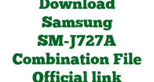 Download Samsung SM-J727A Combination File Official link
